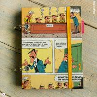 Miss Herzfrischs Lucky Luke Vergissmeinnicht Notizbuch