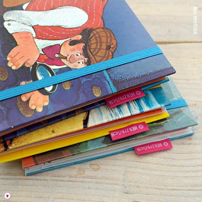 Miss Herzfrischs Lieblingsbuch Bibliothek