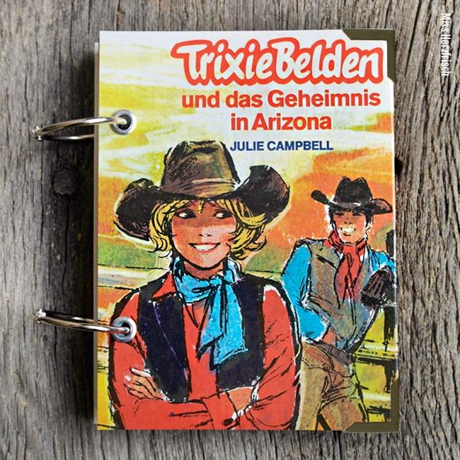 Miss Herzfrischs Lieblingsbuch Geheimnishüter Notizbuch zum Ausssuchen