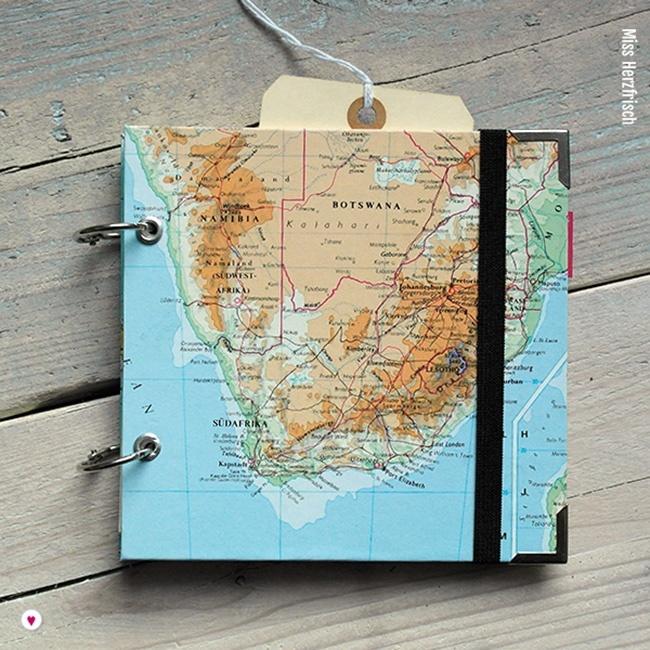 Miss Herzfrischs Wunschlandbummler Fotoalbum und Reisetagebuch Südafrika