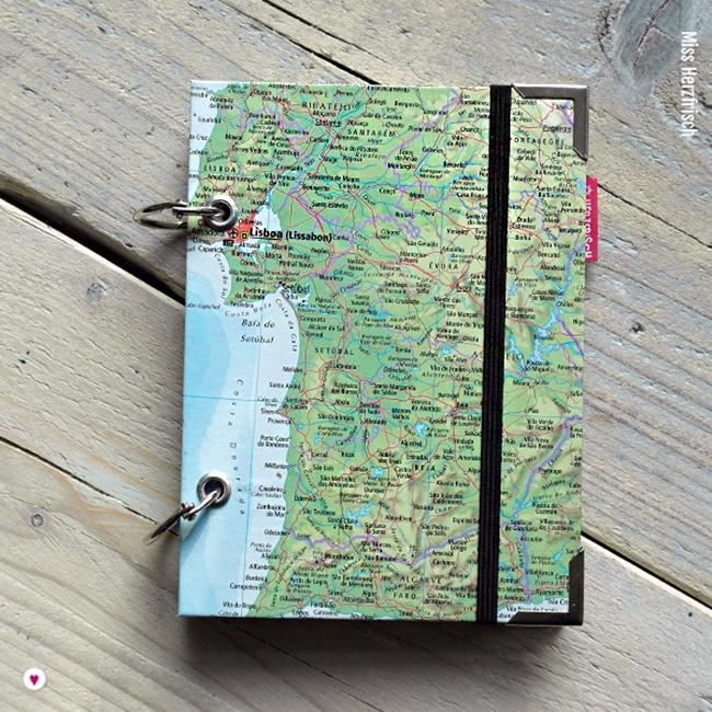 Miss Herzfrischs Wunschlandbummler Reistagebuch Portugal