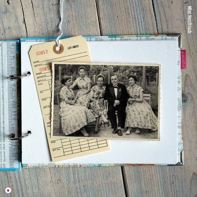Miss Herzfrischs Wunschlandbummler Fotoalbum und Reisetagebuch Brasilien Innenseiten
