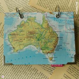 Miss Herzfrisch Wunschlandbummler Reisetagebuch Australien