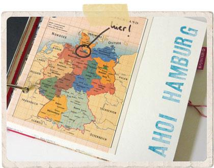 News von Wunschlandbummlers Deutschlandreise - ahoi aus Hamburg